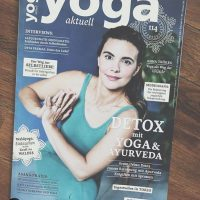 GREEN URBAN DETOX ARTIKEL IN YOGA AKTUELL